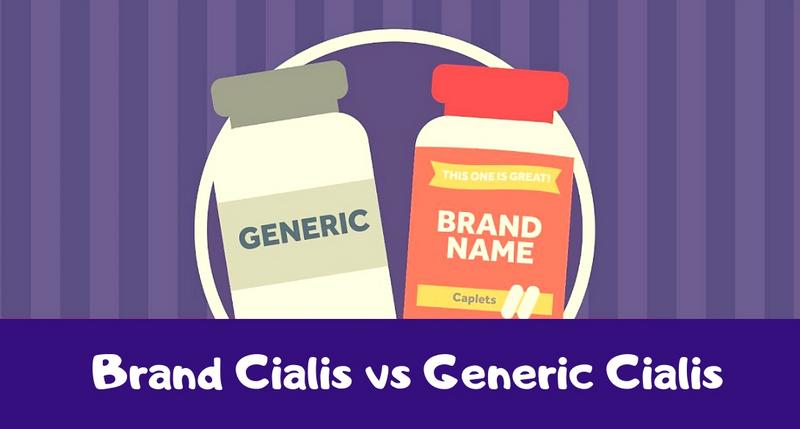 Brand Cialis vs Generic Cialis