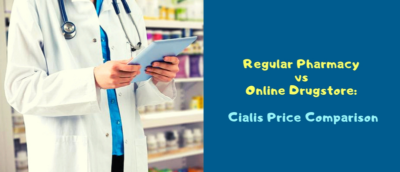 Regular Pharmacy vs Online Drugstore_ Cialis Price Comparison