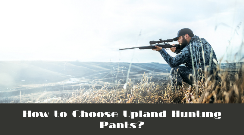 How to Choose Upland Hunting Pants